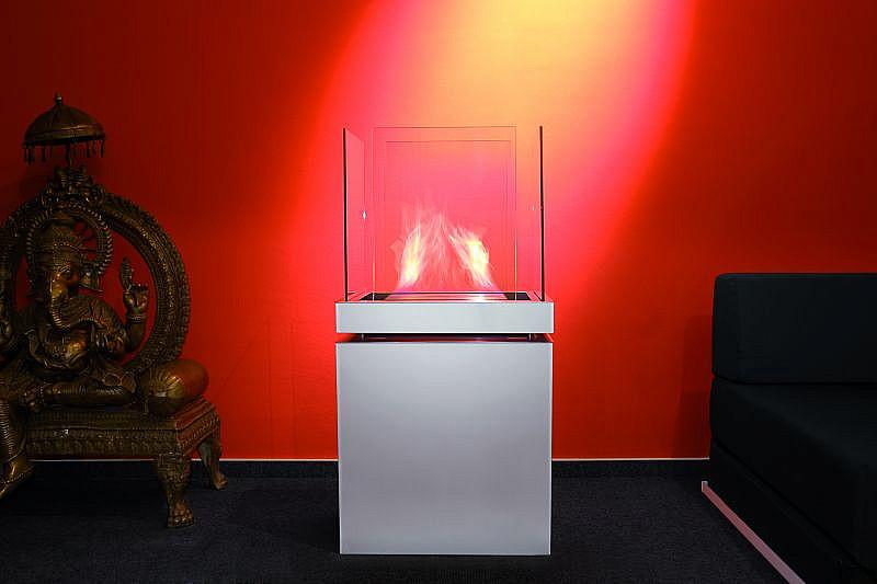 Radius design cologne BIO krb voľne stojací Radius design cologne (SEMI FLAME 553D)