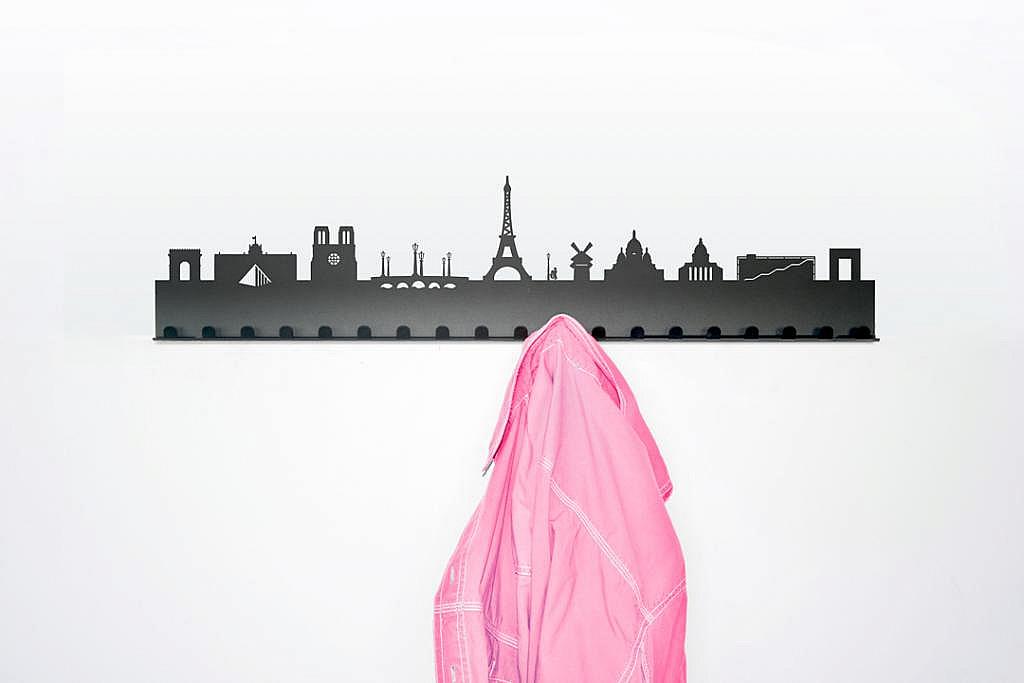 Radius design cologne Vešiak na oblečenie Paříž RADIUS DESIGN (GARDEROBE Paris 709K)