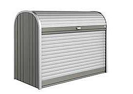 Biohort Mnohostranný účelový roletový box StoreMax vel. 160 163 x 78 x 120 (sivá kremeň metalíza)