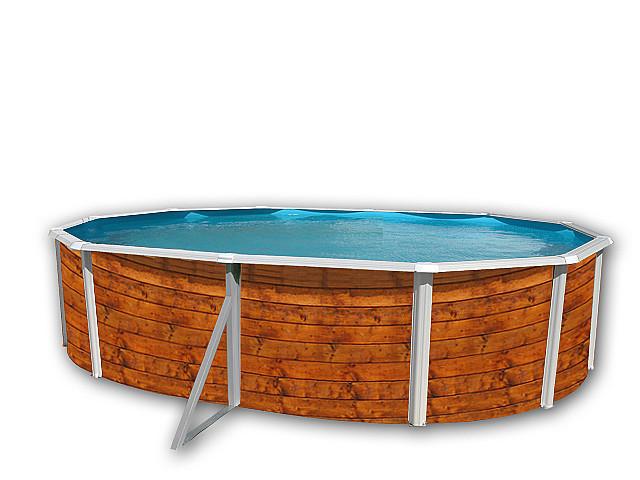 Bazén ETNICA oválny (6,4 x 3,66 x 1,2 m)