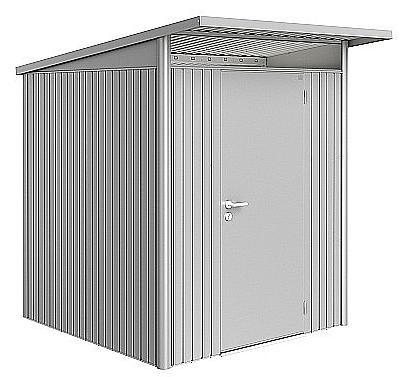 Biohort Záhradný domček BIOHORT AvantGarde A1 180 x 180 (strieborná metalíza)