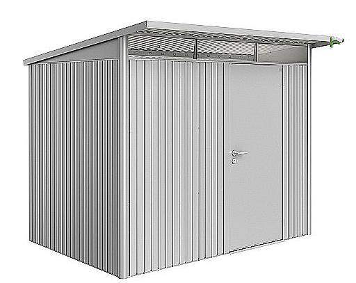 Biohort Záhradný domček BIOHORT AvantGarde A5 260 x 180 (strieborná metalíza)
