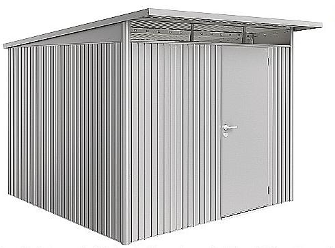 Biohort Záhradný domček BIOHORT AvantGarde A7 260 x 260 (strieborná metalíza)