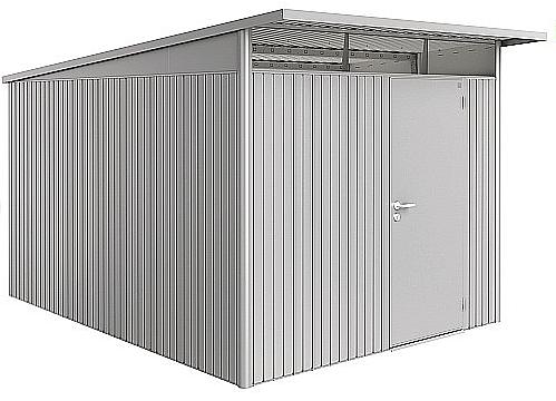 Biohort Záhradný domček BIOHORT AvantGarde A8 260 x 340 (strieborná metalíza)