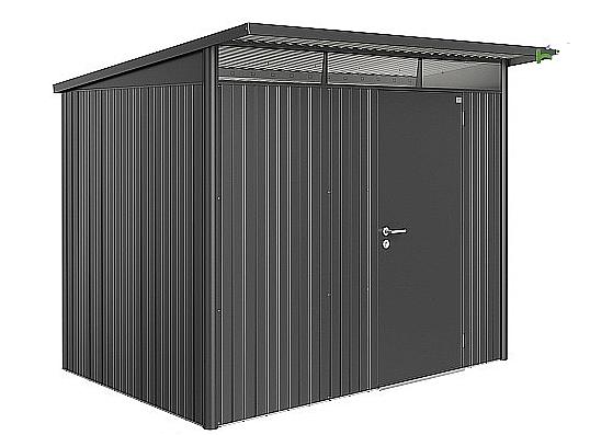 Biohort Záhradný domček BIOHORT AvantGarde A5 260 x 180 (tmavo sivá metalíza)
