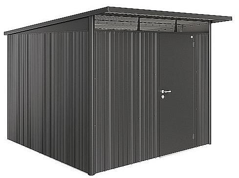 Biohort Záhradný domček BIOHORT AvantGarde A7 260 x 260 (tmavo sivá metalíza)