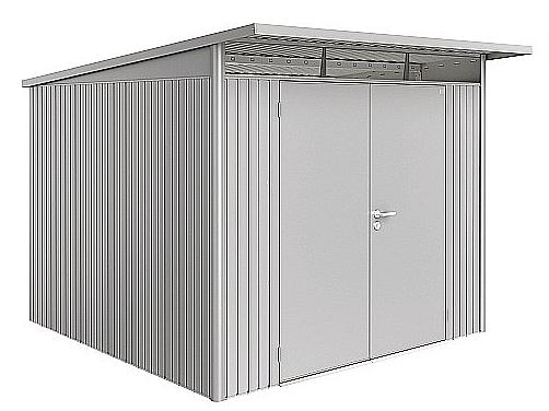 Biohort Záhradný domček BIOHORT AvantGarde DUO A7 260 x 300 x 217 (strieborná metalíza)