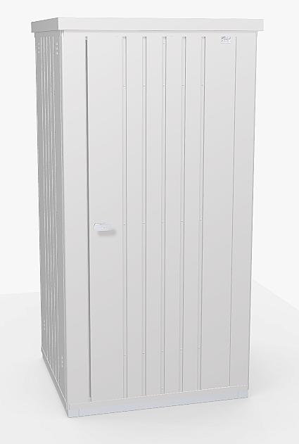 Biohort Skriňa na náradie Biohort vel. 90 93 x 83 (strieborná metalíza)