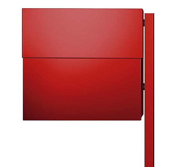 Radius design cologne Schránka na listy RADIUS DESIGN (LETTERMANN XXL 2 red 568R) čiervená