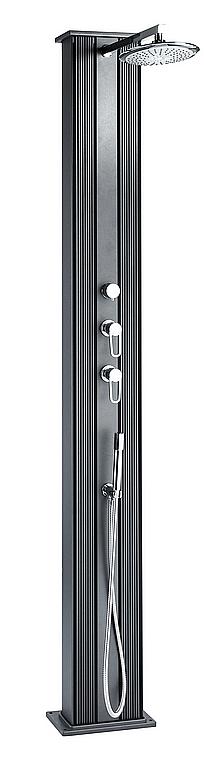 HANSCRAFT Solárna sprcha DADA (antracit)