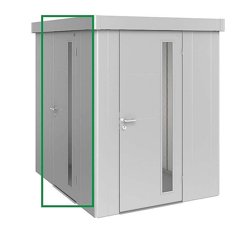 Biohort Dodatočné dvere k domčeku Biohort NEO (sivý kremeň metalíza)